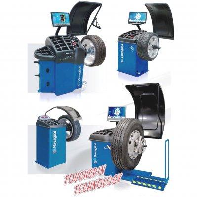 Ravaglioli Wheel Balancer