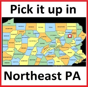 pennsylvania county map pick it up web s