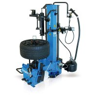 RAV G1150.30 Magic Levwerless Tire Changer with Center Clamping of the Rim