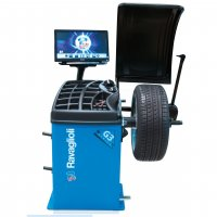 Ravaglioli Balancer G3.140RS with Exernal Wheel Width Data Arm