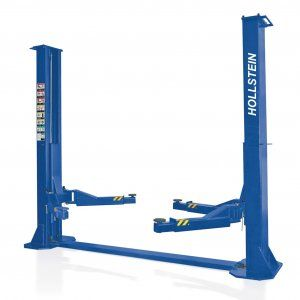 HOLLSTEIN 2 Post Floorplate Lift 12000 lbs Capacity