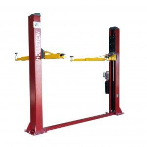 HOLLSTEIN 2 Post Floorplate Lift 9000 lbs capacity