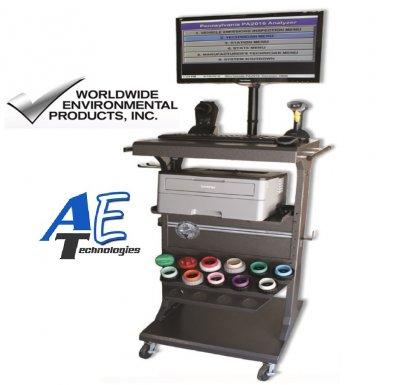 Worldwide Analyzer for Gas Cap tests