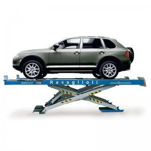 RAV 600 Series Scissor Lifts