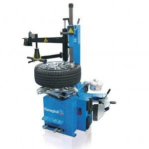 Rav G8246 SLIVO Swing Arm Tire Changer with Plus Arm 91SA