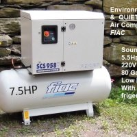 GREAT DEAL Recip 7 5 hp pic w text doc s