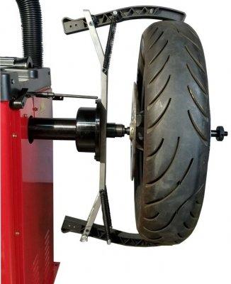 Hollstein Motorcycle Wheel-Balancer