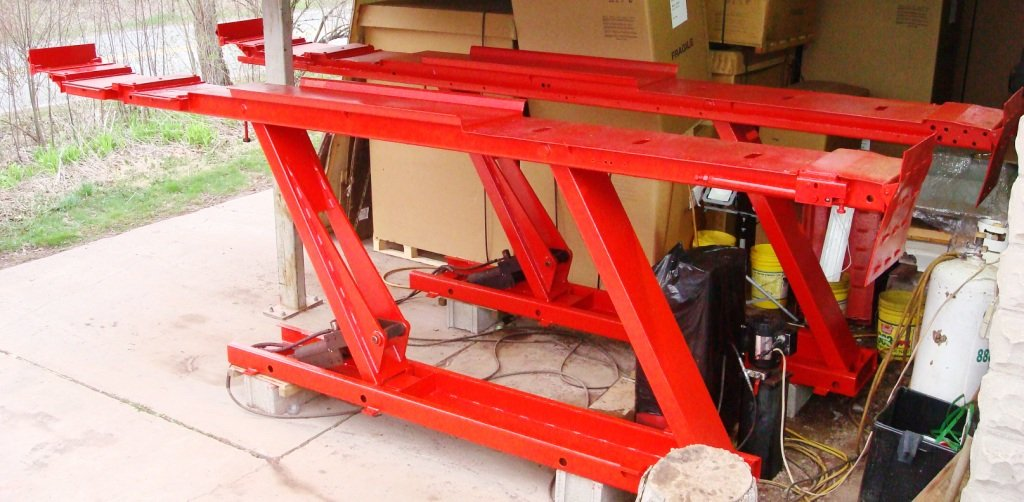 AE Technologies Inc - Hunter Scissor Lift